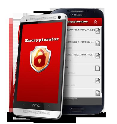 Encryptorator