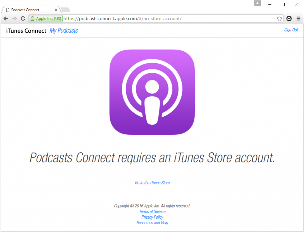 podcasts_store_account